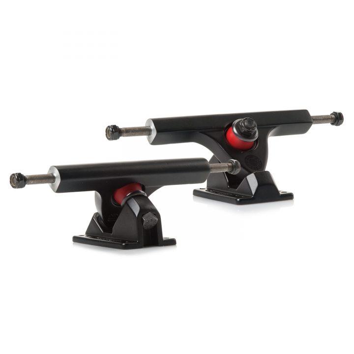 Caliber II longboard truck 158mm 50° Black