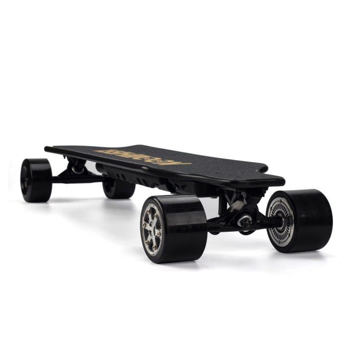 Koowheel gen2 Electric Skateboard Longboard side