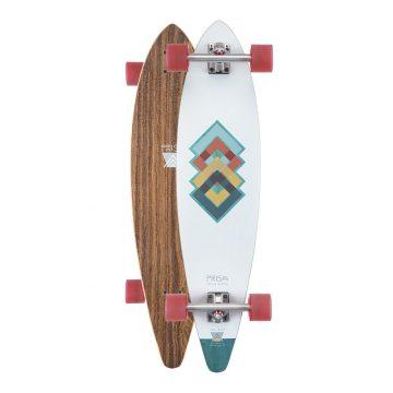 Prism Longboard skateboard Trace Series Tallboy