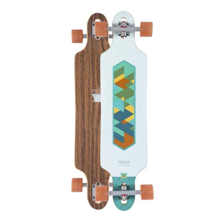 Prism Longboard skateboard Trace Revel 39