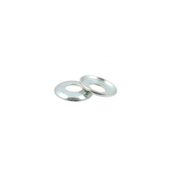 Caliber Washers Cupped Raw Large