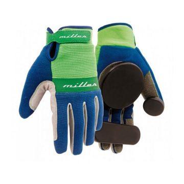 Miller Division Slide Freeride Glove Navy