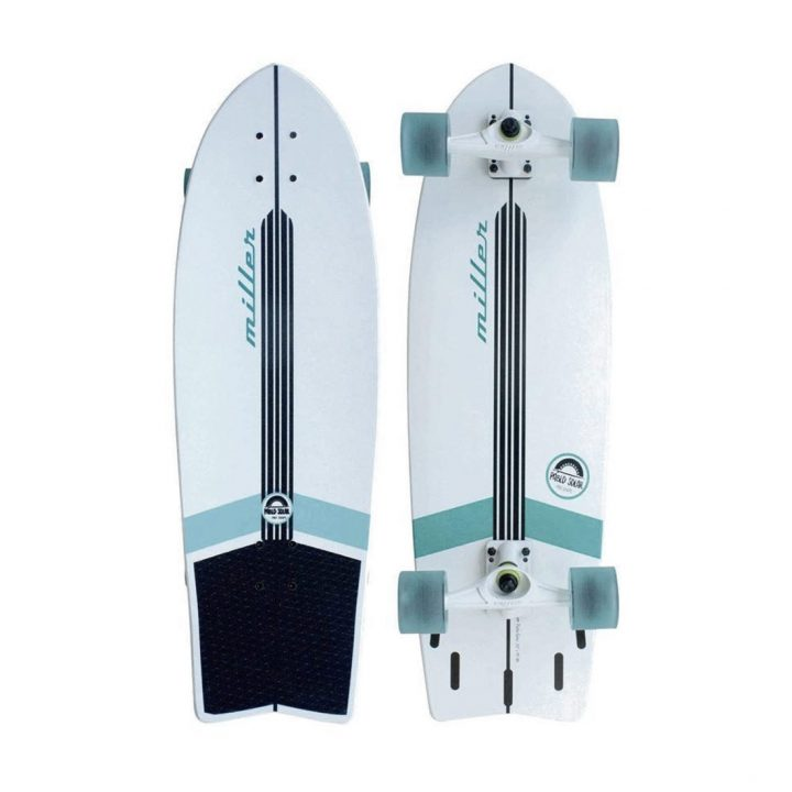 Miller Division Surf Skates Pablo Solar Pro Model