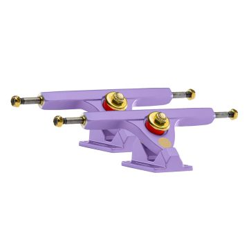 Caliber II Trucks - Pastel lavender 44°