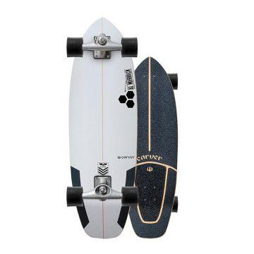 Carver Skateboards Channel Islands Flyer Surfskate CX Trucks