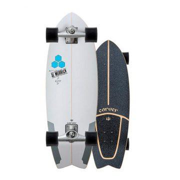 Carver Skateboards Channel Islands Pod Mod Surfskate CX Trucks