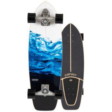 Carver Skateboards - Resin 2020