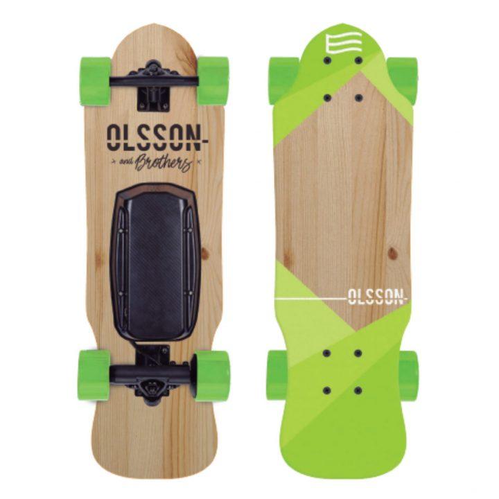 Olsson & Brothers Egeneration Huntington Electric Skateboard