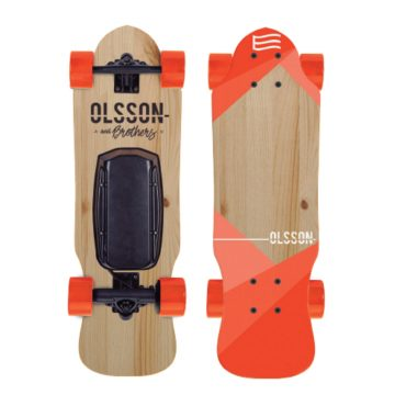 Olsson & Brothers Egeneration Malibu Electric Skateboard junior