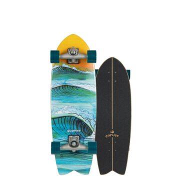 Carver skateboards Swallow CX 2021