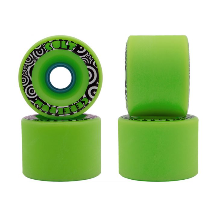 Cult Cerebrum 71mm 80a Green