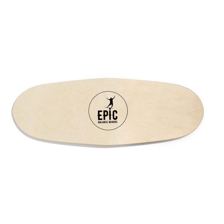 Epic Balance Boards - Nature Series URSA Rocker bottom