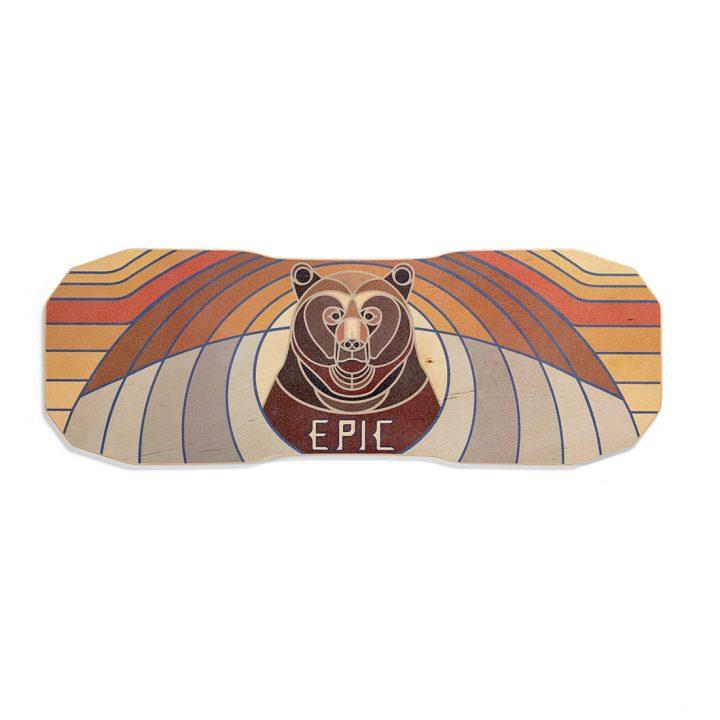 Epic Balance Boards - Nature Series URSA