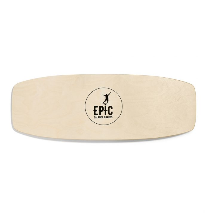 Epic Balance Boards - Nature Series Wings Rocker bottom