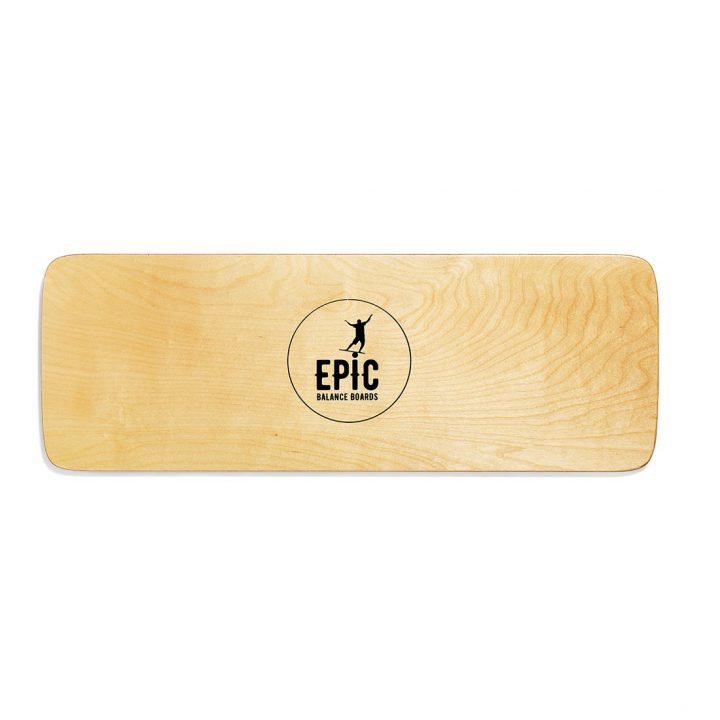 Epic Balance Boards - Wood Series Baltica bottom