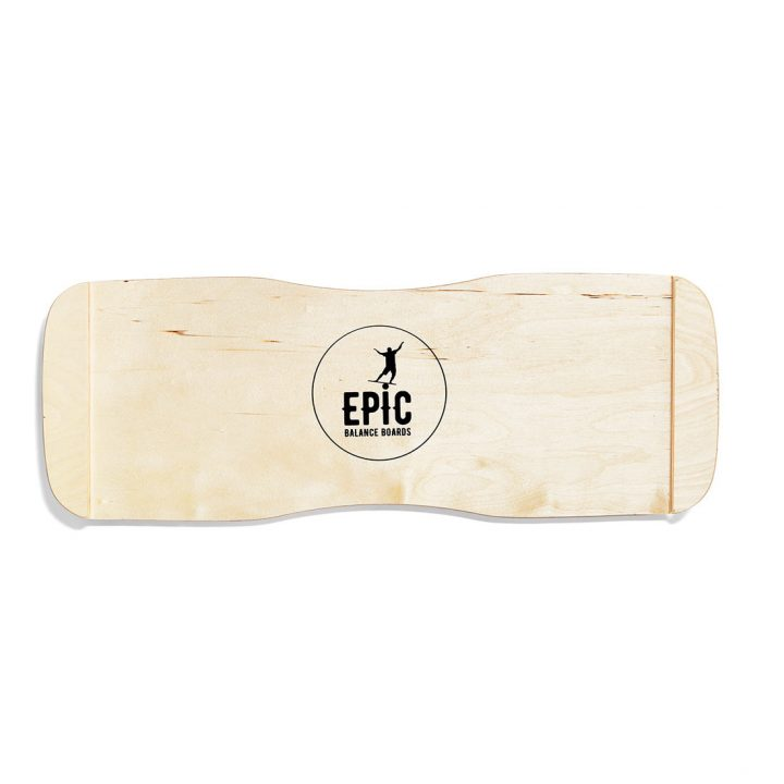 Epic Balance Boards - Wood Series Blow bottom