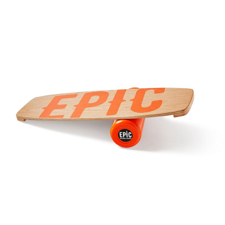 Epic Balance Boards - Wood Series Juicy