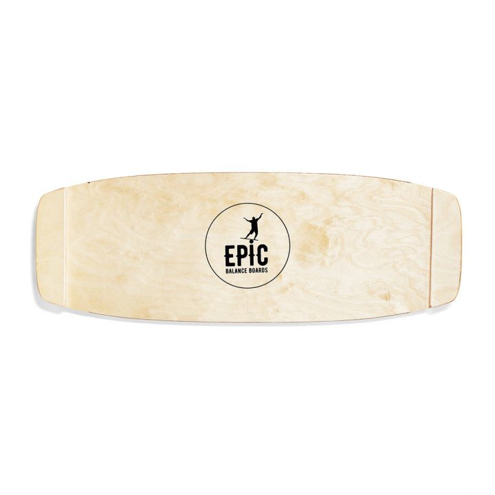 Epic Balance Boards - Wood Series Juicy bottom