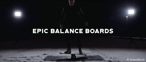 Boardlife & Epic Balance Boards