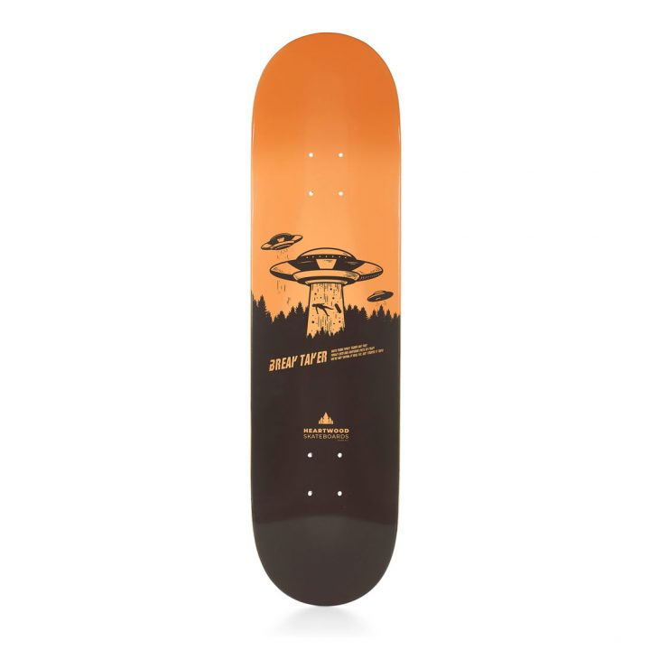 "Heartwood - Break Taker 8.25"" deck only"