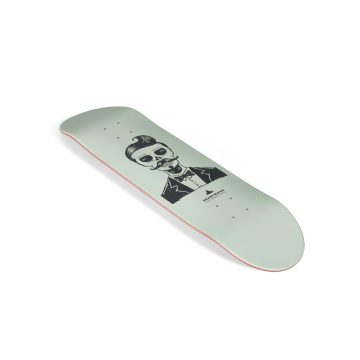 "Heartwood - Hipster is Dead 8.0"" deck only side"