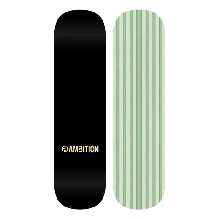 Ambition Snowskate Team Green