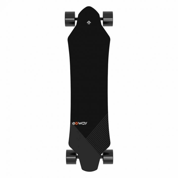 Exway X1 Pro Electric Skateboard Top