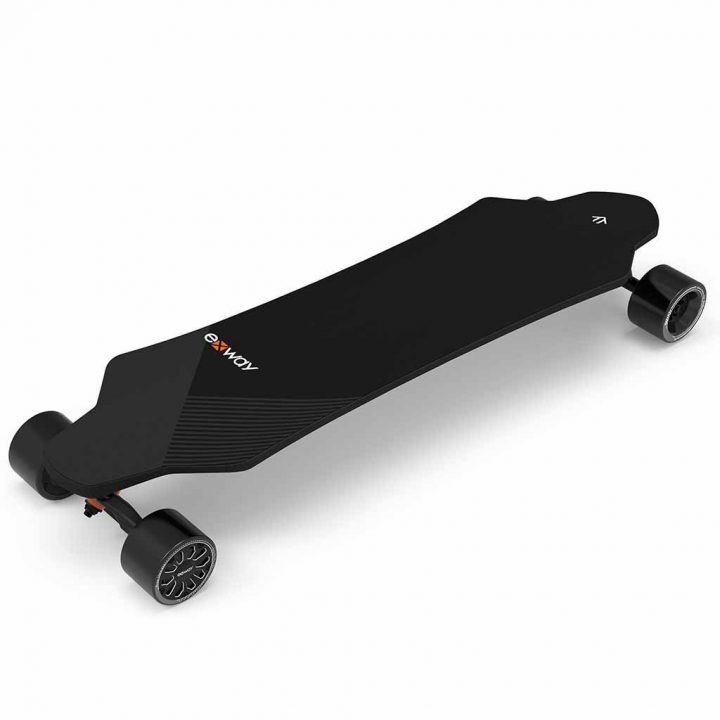 Exway X1 Pro Electric Skateboard side