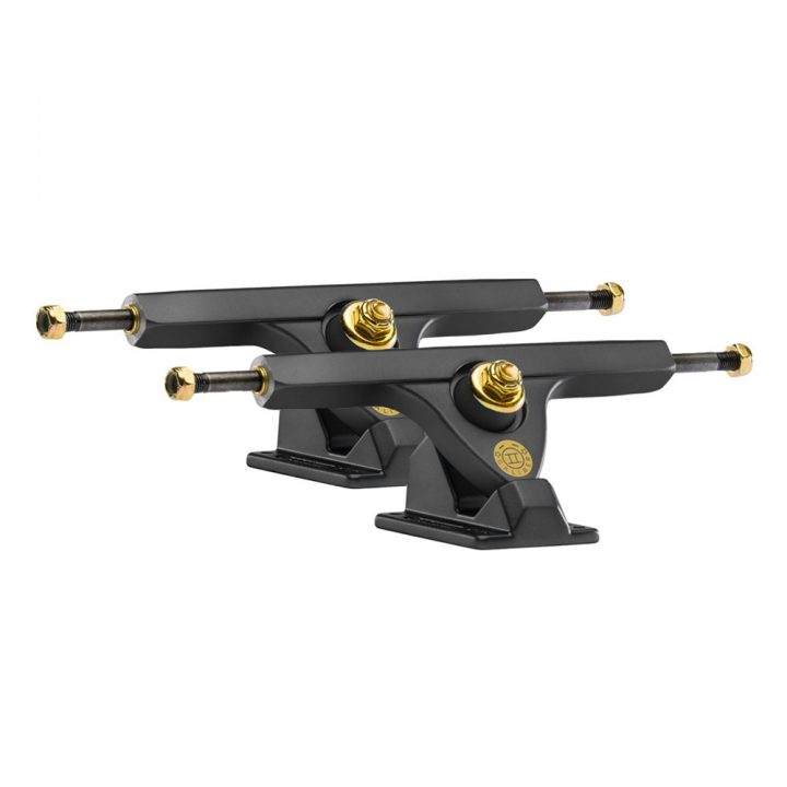 caliber trucks satin smoke 50