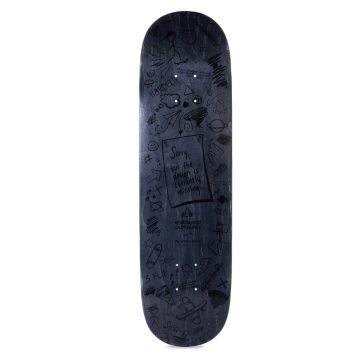 Heartwood Skateboards Artless Series - Black bottom