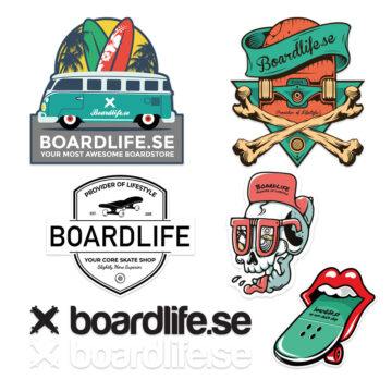 Boardlife Sticker Pack
