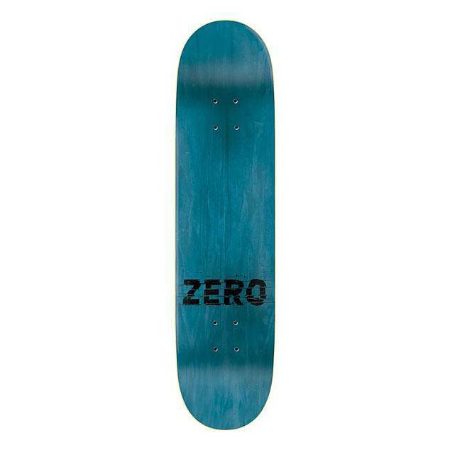 """Zero skateboards cutter price point 8.25"""""""
