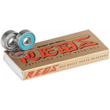 Bones Super Swiss Six Ball bearings
