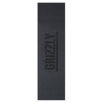 Grizzly Griptape Stamp Print black