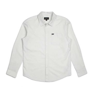 brixton off white oxford