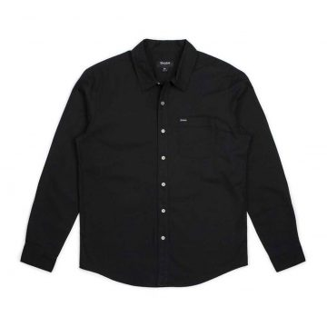 brixton oxford black