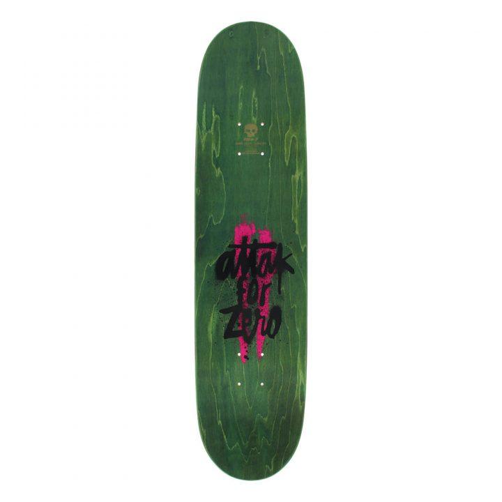 Zero Skateboards Vandalism Dane Burman