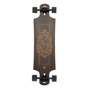 Landyachtz_Drop Hammer walnut bottom