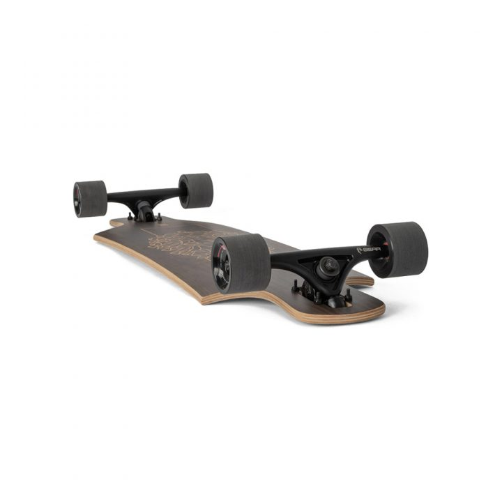 Landyachtz_Drop Hammer walnut top