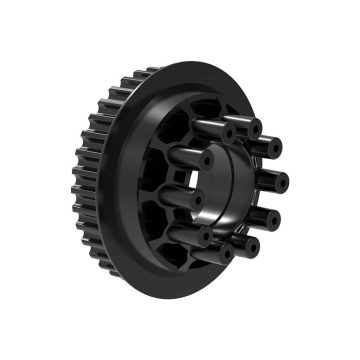 Exway X1 Pro Riot - Drive Gear Pulley Elliptical 10 Hole