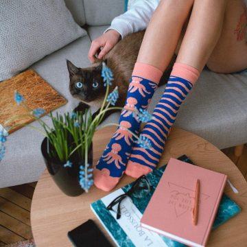 Sammy Icon - Octo socks