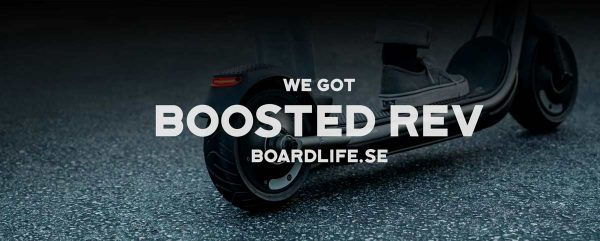 Boosted Rev på Boardlife.se