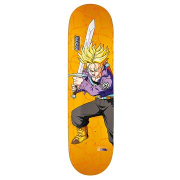 Primitive Skateboards DBZ Diego Najera Super Saiyan Trunks