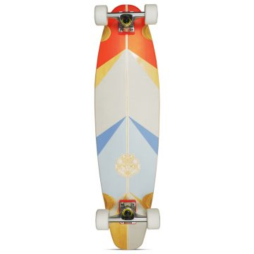 Remember Collective - Camalu longboard cruiser bottom