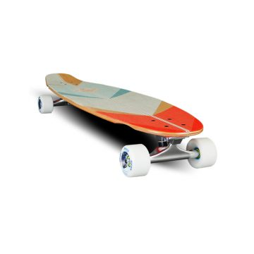 Remember Collective - Camalu longboard cruiser side