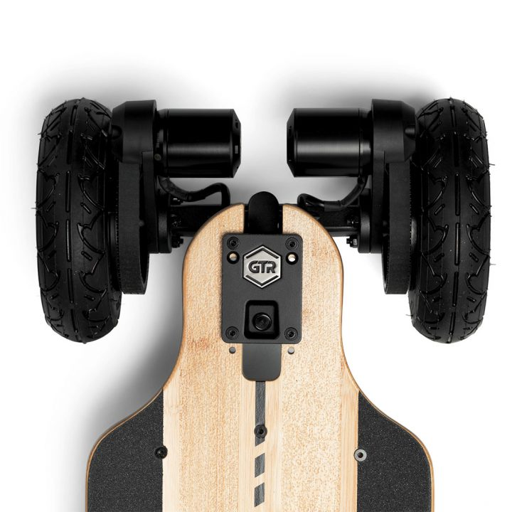 Evolve GTR Bamboo All Terrain drive top
