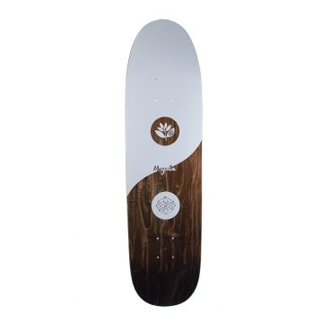 "Magenta Skateboards 8.125"" Zen Fish board"