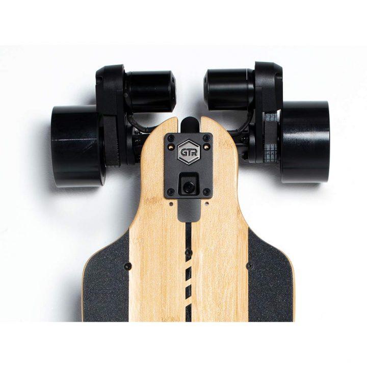 Evolve GTR Bamboo Street top closeup