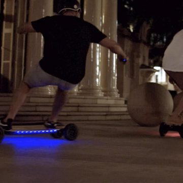 Evolve Skateboards GTR Prism LED Lights Strips