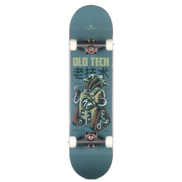 "Heartwood Skateboards Old Tech 8.0"" skateboard complete"